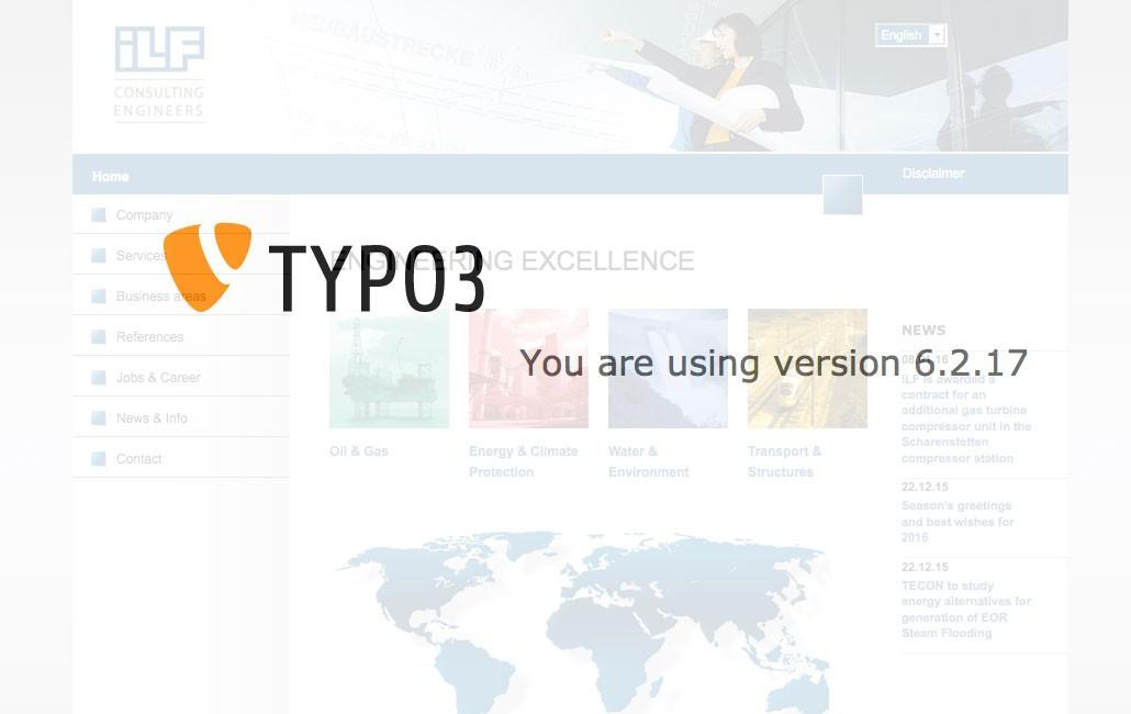 ILF: 10 Jahre TYPO3-Migration